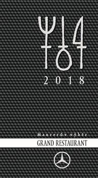 Maurerův výběr - Grand Restaurant 2018
