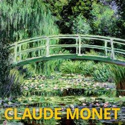Obálka titulu Claude Monet