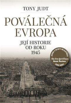 Obálka titulu Poválečná Evropa /brož./