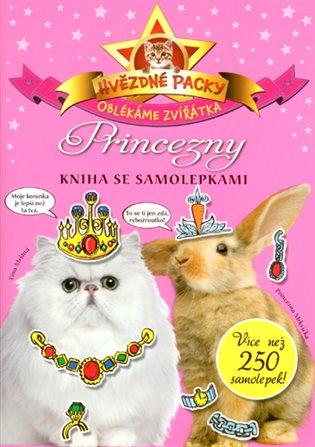 Hvězdné packy – Princezny - Kniha se samolepkami - - | Booksquad.ink