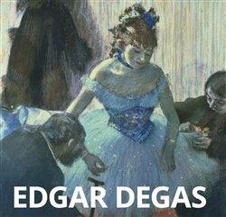 Obálka titulu Edgar Degas
