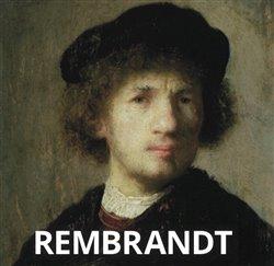 Obálka titulu Rembrandt