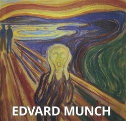 Obálka titulu Edvard Munch