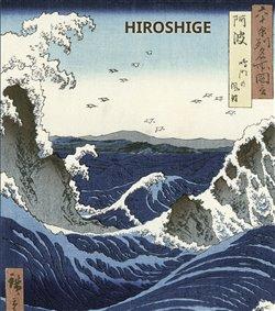 Obálka titulu Hiroshige (posterbook)