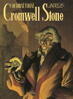Obálka titulu Cromwell Stone