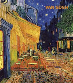 Obálka titulu Van Gogh (posterbook)