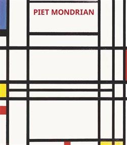 Obálka titulu Piet Mondrian (posterbook)