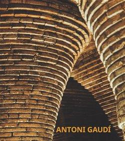 Obálka titulu Gaudí (posterbook)