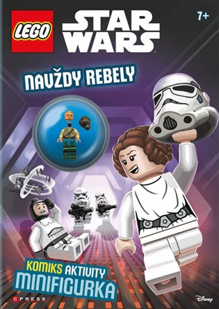 Lego Star Wars - Navždy Rebely - - | Booksquad.ink