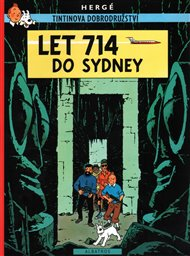 Tintin 22 - Let 714 do Sydney