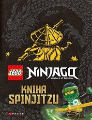 Lego Ninjago - Kniha Spinjitzu