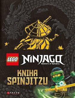 Obálka titulu Lego Ninjago - Kniha Spinjitzu