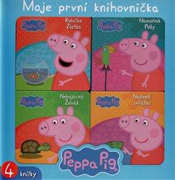 Obálka titulu Peppa Pig - Moje první knihovnička
