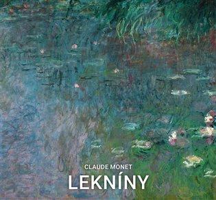Lekníny - Claude Monet - Marina Linares   Booksquad.ink