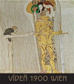 Obálka titulu Vídeň 1900 Wien