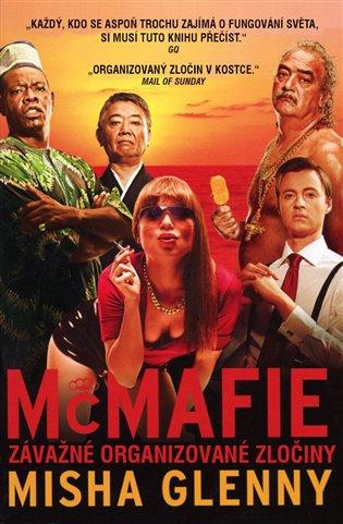 McMafie - Misha Glenny | Booksquad.ink