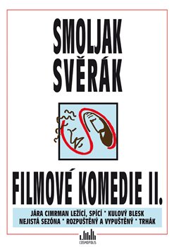 Obálka titulu Filmové komedie II.