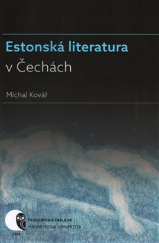 Obálka titulu Estonská literatura v Čechách