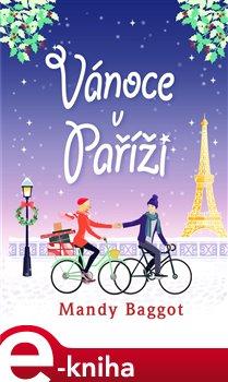 Obálka titulu Vánoce v Paříži