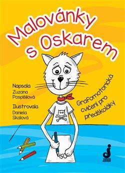 Obálka titulu Malovánky s Oskarem