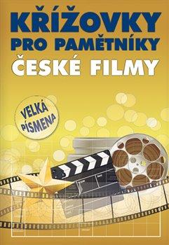 Obálka titulu Křížovky pro pamětníky – České filmy