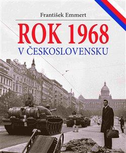 Obálka titulu Rok 1968 v Československu
