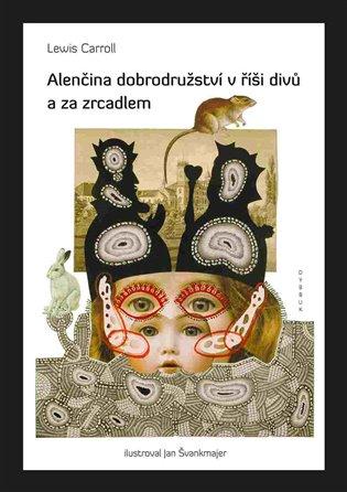 Alenčina dobrodružství v říši divů a za zrcadlem - Lewis Carroll | Booksquad.ink