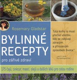Obálka titulu Bylinné recepty pro zářivé zdraví