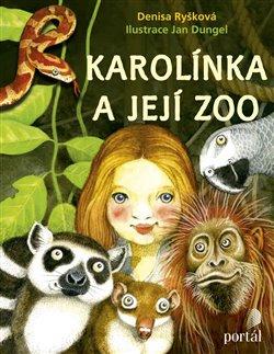 Obálka titulu Karolínka a její zoo