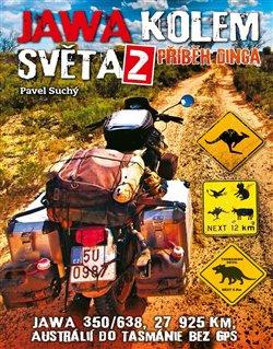 Obálka titulu Jawa kolem světa 2