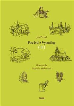 Obálka titulu Pověsti z Vysočiny II.