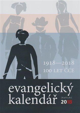 Evangelický kalendář 2018 - Petr Morée (ed.) | Booksquad.ink