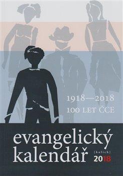 Obálka titulu Evangelický kalendář 2018