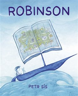 Obálka titulu Robinson