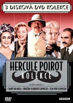 Obálka titulu Hercule Poirot kolekce