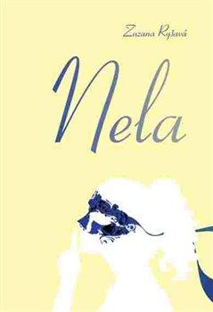 Obálka titulu Nela