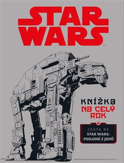 Obálka titulu Star Wars - Knížka na celý rok
