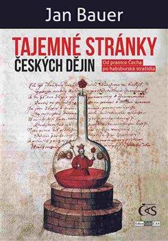 Obálka titulu Tajemné stránky českých dějin