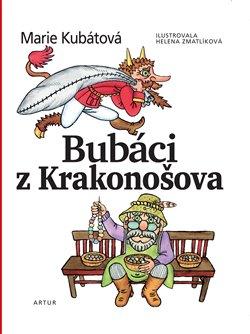 Obálka titulu Bubáci z Krakonošova