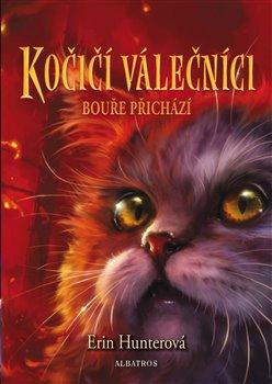 Obálka titulu Kočičí válečníci (4) - Bouře přichází