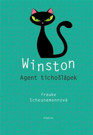 Winston: Agent tichošlápek - Frauke Scheunemannová | Booksquad.ink