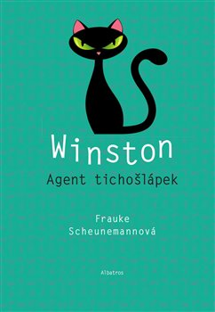 Obálka titulu Winston: Agent tichošlápek