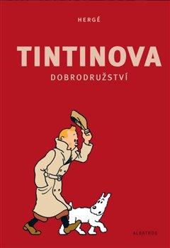 Obálka titulu Tintinova dobrodružství - kompletní vydání 1-12 díl