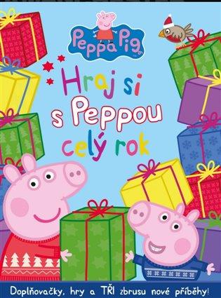 Peppa Pig - Hraj si s Peppou celý rok - - | Booksquad.ink