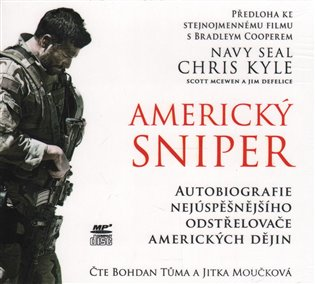 Americký sniper - Jim DeFelice, | Booksquad.ink