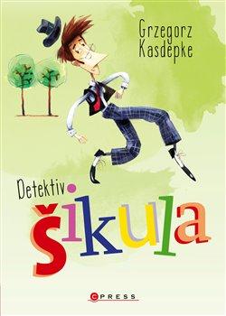 Obálka titulu Detektiv Šikula