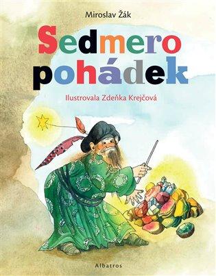 Sedmero pohádek - Miroslav Žák | Booksquad.ink