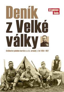 Obálka titulu Deník z Velké války