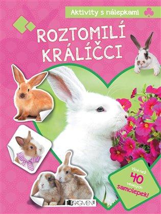 Aktivity s nálepkami – Roztomilí králíčci - - | Booksquad.ink