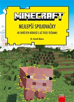 Obálka titulu Nejlepší spojovačky Minecraft